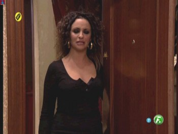 Osohormiguero_Video_Capturas_TV: Melanie Olivares ( Aida ) 08-12-12