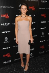 "*ADDS* Addison Timlin (8x) - The Cinema Society With Chrysler & Bally Host The Premiere Of ""Stand Up Guys"" (10.12.2012)"