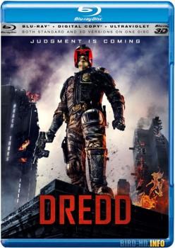 Dredd 2012 m720p BluRay x264-BiRD