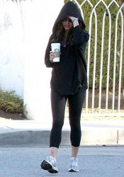 Mila Kunis - out and about in LA 1/7/13