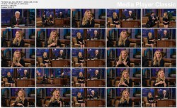 Kristen Bell @ The Tonight Show w/Jay Leno 2013-01-11