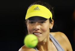 Ana Ivanovic - 2013 Australian Open Day 1 in Melbourne 1/14/13
