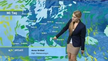 Anna Gröbel -Augsburg TV -Allemagne 071d93232629658