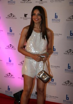 Bipasha Basu - Paris Hilton's Welcome Party at the JW Marriott in Mumbai on September 25, 2011