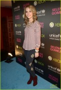 Bridgit Mendler - UNICEF Concert in NYC - January 19, 2013