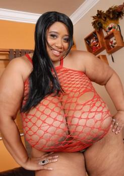 Cotton Candi – Ebony BBW Giant Tits   HD 720p