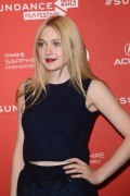 Dakota Fanning - Very Good Girls Premiere  at Sundance 01/22/13
