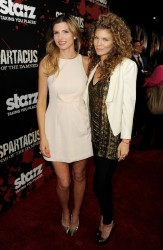 AnnaLynne McCord - 'Spartacus: War Of The Damned' premiere in LA 1/22/13