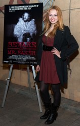 Jacqueline Emerson - 'Beware Of Mr. Baker' screening in Hollywood 1/23/13