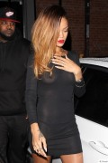 Rihanna | Leaving Eden Night Club - Los Angeles - 24 janv, 2013 | 6 pics  See thru !!