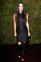 Demi Moore @ Ferragamo Presents Spring/Summer runway collection, LA, 24.01.13 - 4 HQ