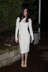 Paz Vega @ Sidaction Gala dinner, Paris, 24.01.13  2013 - 7HQ