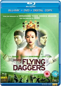 House of Flying Daggers 2004 m720p BluRay x264-BiRD