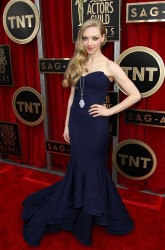 Amanda Seyfried 19th Annual Screen Actors Guild Awards Jan 27, 2013 HQ