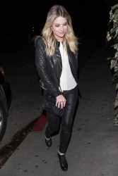 Ashley Benson - at the Chateau Marmont in West Hollywood 1/27/13