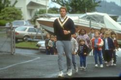 Детсадовский полицейский / Kindergarten Cop (Арнольд Шварценеггер, 1990).  5c79c8234772270