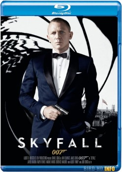 James Bond 007: Skyfall 2012 m720p BluRay x264-BiRD
