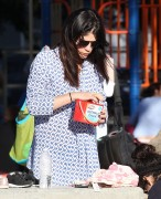 62cc95235657504 Selma Blair takes her son Arthur to a park in Los Angeles (Feb 3)   45 HQ candids