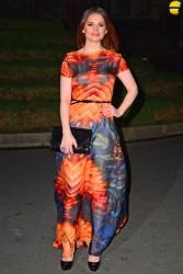 Hayley Atwell - London Evening Standard British Film Awards in London 2/4/13