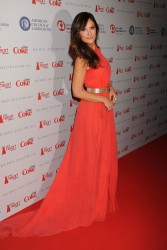 Minka Kelly - The Heart Truth 2013 Fashion Show in NYC 2/6/13