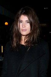 Gemma Arterton - leaving BAFTAs Silver Linings Playbook Dinner in London 2/8/13