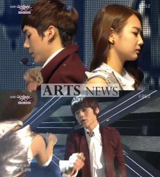 [Pics] NU'EST no Music Bank A2dd87237477122