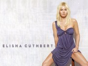 Elisha Cuthbert : Hot Wallpapers x 6