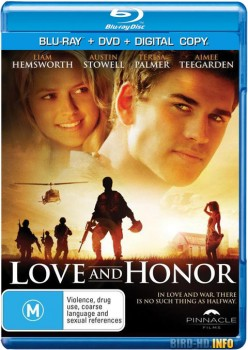 Love and Honor 2013 m720p BluRay x264-BiRD