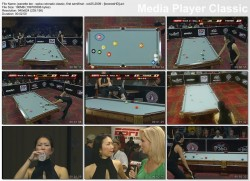 JEANETTE LEE - cleavage - wpba colorado classic 2009, 1st semifinal - oct 25, 2009