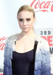 Alessandra Torresani - 3rd Annual Streamy Awards in Hollywood 2/17/13