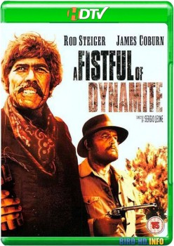 A Fistful of Dynamite 1971 m720p HDTV x264-BiRD
