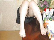 แฟนชอบเย็ดบนโต๊ะเครื่องแป้งค่ะ เลยจัดให้_รูปโป๊หีบ้านๆ xxx
