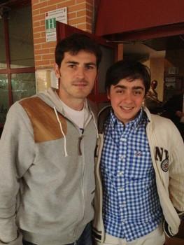Iker Casillas , su novio - Página 2 A3ba1d240978760