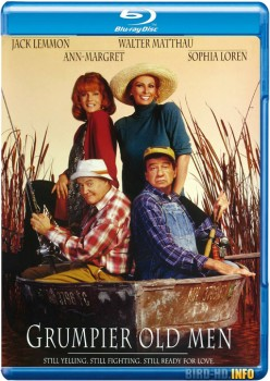 Grumpier Old Men 1995 m720p BluRay x264-BiRD