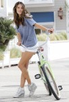Alessandra Ambrosio Shooting for VS on March 08,2013 HQs