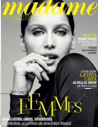 Laetitia Casta - Madame Figaro March 8 2013 x10HQs