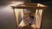 Alessandra Torresani - Caprica 1x09 (panties/negligee) HD 1080p/720p
