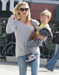 Ali Larter - at Whole Foods in West Hollywood 3/16/13