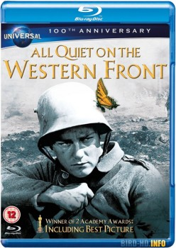 All Quiet on the Western Front 1930 m720p BluRay x264-BiRD