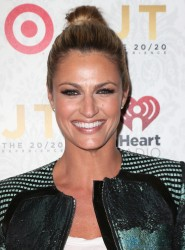 Erin Andrews - The iHeartRadio '20/20' Album Release Party with Justin Timberlake in LA 3/18/13