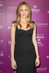 Heather Graham - 2013 Tribeca Film Festival LA Reception in Beverly Hills 3/18/13