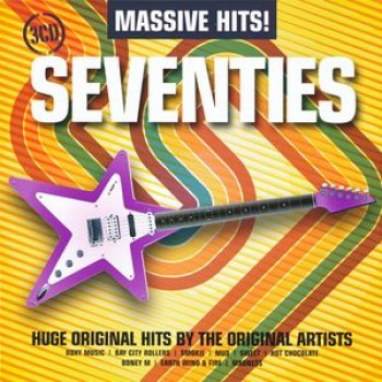 Massive Hits! (Seventies) (3CD) (2011)
