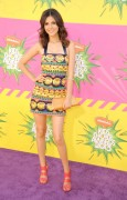 Victoria Justice - 2013 Kids Choice Awards in Los Angeles 3/23/13