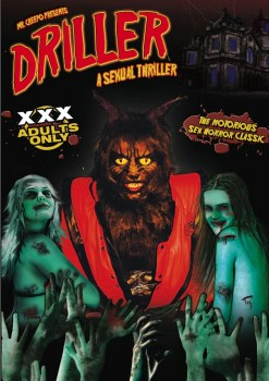 Driller – A Sexual Thriller XXX – Parody Of Michael Jackson's Thriller