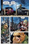 Grimm Fairy Tales presents Robyn Hood vs. Red Riding Hood #1 (2013)