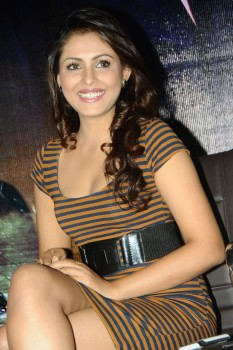 "Madhu Shalini @ ""Department"" movies press event"