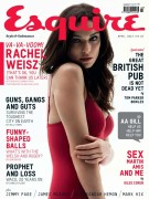 Rachel Weisz - Esquire Magazine - April 2013 Issue - (MQ x 6)
