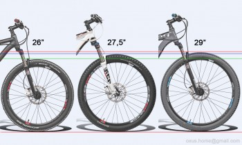 29 Vs 26 Mountain Bikes Mountain Bikes er vs