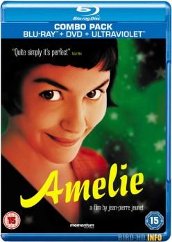 Amélie 2001 m720p BluRay x264-BiRD