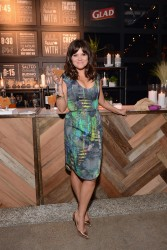 Tiffani Thiessen - hosts One Bag Party in LA 4/3/13